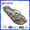 Fashion Design Beach Flip Flop for Lady (TNK35706)