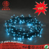 Waterproof 110V LED Rubber Wire Christmas String Lights for Holiday Decoration