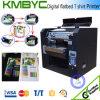 A3 Size Multipurpose Digital Flatbed T Shirt Printing Machine
