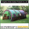 5-8 Persons 2-Room Car-Park Camping Tunnel Big Family Tent