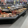 Supermarket Horizontal Meat Display Deli Refrigerator