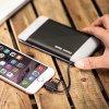 ABS 6000mAh Mini Portable Mobile Phone Power Bank for Mobile Phones