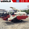 World Agricultural Machinery 4lz-4.0e Combine Harvester Price