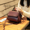 2017 PU Leather Mini Handbag Simple Popular Crossbody Bag Hcy-3150