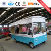 Hot and Popular Outdoor Mobile Snack Food Cart