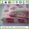 Embossed Printing Romatic Coral Fleece Blanket