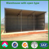 New Design Commercial Prefab Steel Structure Shed