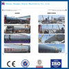 2.2*5.5m Hot Sale Sawdust Three Cylinder Dryer Machine