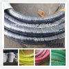 Cloth Surface Fabric Braid Steel Wire Spiral Heavy Duty Oil Suction Hose