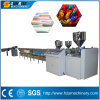 Straw Pipe Making Extrusion Line