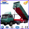 30cbm 3 Axle Tipping Dump Trailer