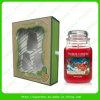 Candle Box/PVC Tube Gift Box/Drawer Box/Candle Packaging Box