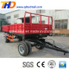Powder Coated Box Trailer for Form with Certificate