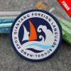 Hottest Product School Shoulder Woven Patch
