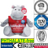 Microwave Heat Wheat Bag Hippo Plush Toy