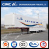 Cimc Huajun Van/Box Smei Trailer with Reducing-Resisting Design