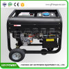 5kVA Air-Cooled Portable Gasoline Generator Set with AVR