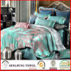 Fashion Poly-Cotton Jacquard Bedding Set Df-C180