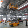 CE Approved 10m Mobile Mobile Hydraulic Scissor Lift