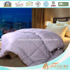 Solid Color Polyester Filled Duvet Down Alternative Quilt