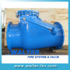 Cast Iron Lever & Weight Check Valve