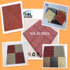 Residential Outdoor Rubber Mat with High Density