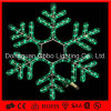 Waterproof Outdoor Decoration LED Motif Snowflake Light