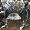 Factory Direct Price Steel Foldable Economic Cheapest Wheelchair