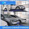 SUV Hydraulic Two 2 Post Car Auto Parking Lift for Garage Equipment