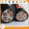 XLPE Insulated PVC Sheathed 600/1000V Cable