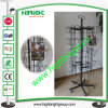 Retail Store Metal DVD Display Racks