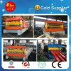 Roll Forming Machine Making Roof Material