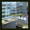 Countertop Sunglass Display Cabinet with Lighting & Lock, Eyeglass Kiosk (G10005)