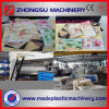 Plastic PVC Marble Board Production Line / PVC Marble Board Making Machine