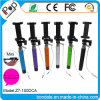 Mini Stainless Steel Wired Selfie Stick for Smartphone