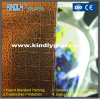 Amber Wire Nashiji Glass for Building