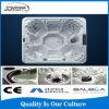 Portable High Quality Acrylic European Style Outdoor SPA, Jet Whirlpool Bathtub with TV
