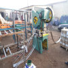 Razor Barbed Wire Mesh Machine