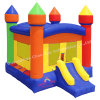 Colorful Backyard Inflatable Bounce House for Amusement Park