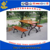 Outdoor Wooden Table Set, Park Table and Chair (BH15003)