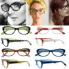 Popular Cat Eye Glasses Frames Optical Acetate Frames with Ce and FDA