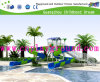 Factory Price Hotel Swimming Pool Water Slide (H13-001)