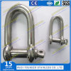 High Quality Rigging Shackle Hot Sale Stainless Steel Shackle