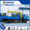 2 Ton Telescopic Boom Oriemac Small Truck Mounted Crane Sq2sk1q