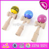 New Design Funny Children Wooden Toy Kendamas for Sale W01A192