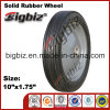 Jiaonan 10 Inch 10X1.75 for Sale Solid Rubber Wheel