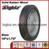 Jiaonan 10 Inch Solid Rubber Wheel 10X1.75 for Sale