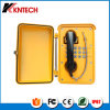 Kntech Knsp-01 Outdoor Waterproof Industrial Telephone for Tunnel, Highway