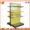 Sale Customized Supermarket Punched Grocery Store Shelving (Zhs535)