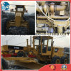 Shanghai-Located Original-Yellow-Paint Used USA-C7-Engine Mobile Caterpillar 140g Motor Grader